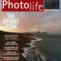 In this issue of Photo Life magazine: Seeking Nature in Nunavut