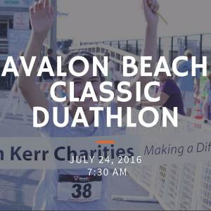 avalon beach classic duathlon - tim kerr charities