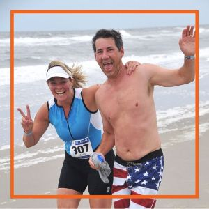islandman triathlon - Tim Kerr Charities