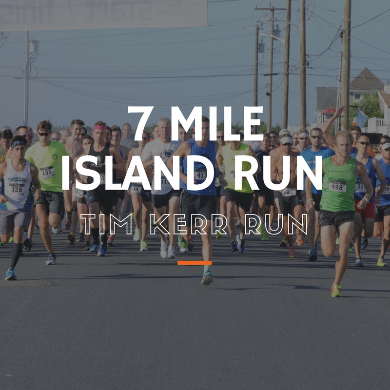 7 mile island run tim kerr charities