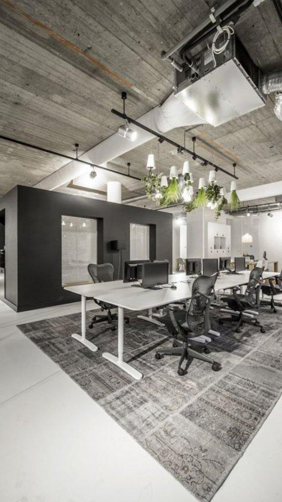 Inspiratie tim knubben binnenhuisarchitect for Kantoor interieur inspiratie