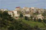 Ighil Bougueni - Vue Sud du Village depuis Thigherth - Salem Mezaib