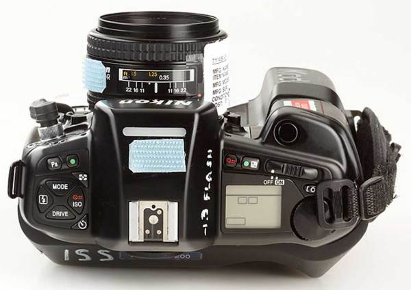 NASA modified Kodak DCS 460C (the 9/11 camera) | NASA ...
