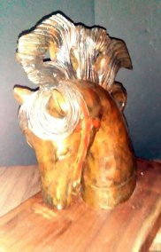 """Horse, with Personality 