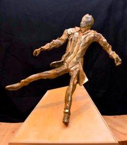 """Oops   2012   bronze   36"""""""