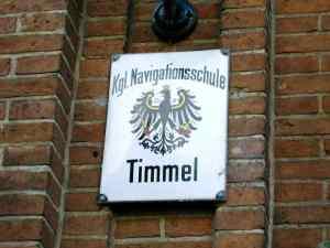 Königliche Navigationsschule Timmel
