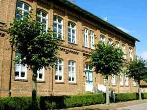 Seefahrtschule Timmel: Ostseite
