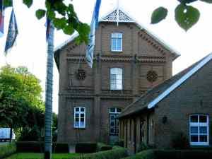 Seefahrtschule Timmel: Nordseite