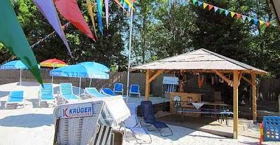 FKK-Strand der Strandsauna