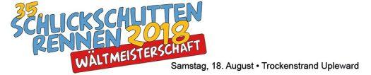Schlickschlitten-Rennen 2018
