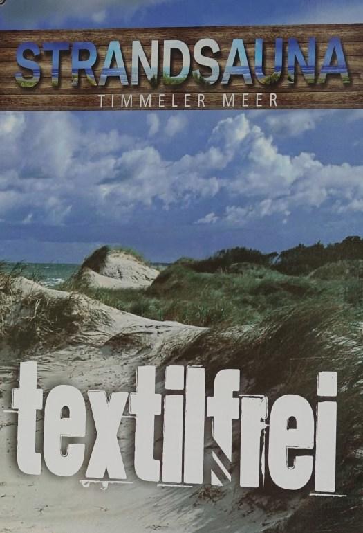 Strandsauna textilfrei