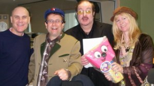 Hear Timmy on Steve Wright in the Afternoon on the Steve Wright podcast
