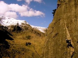 Left Wall, Llanberis