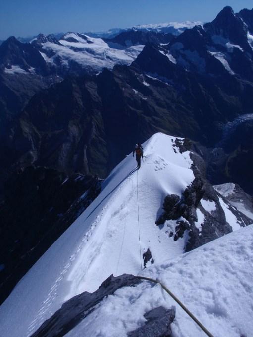 Mitteleggi-Eiger