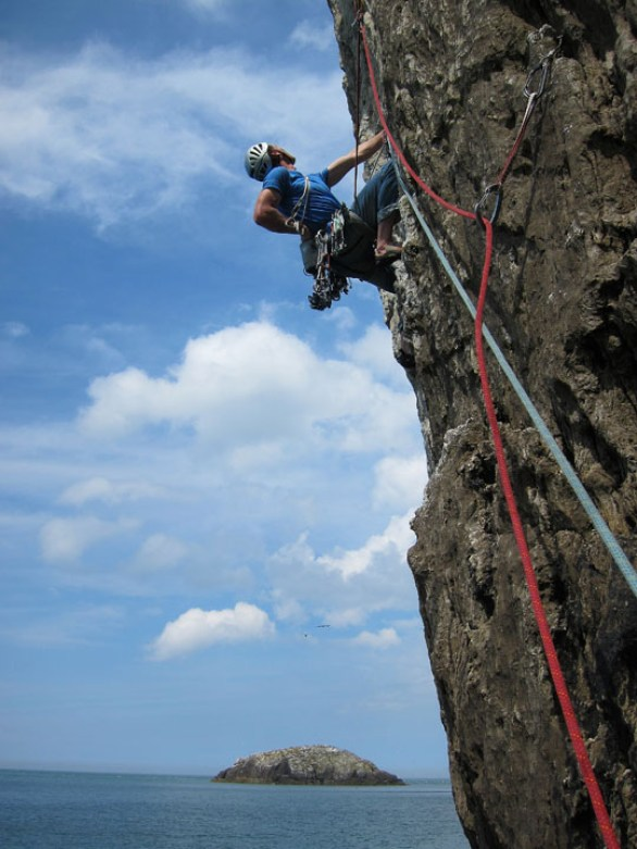 New Routing, Gogarth