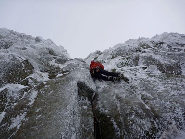 New Routing, Snowdonia