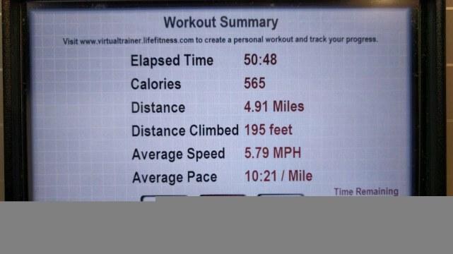 Week 2, River Bank Run 5K Training