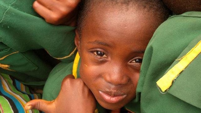Group Run In Sierra Leone, Why I Run