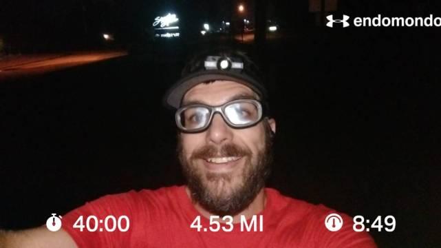 Why I Run, Ronkorhun And Hope Water