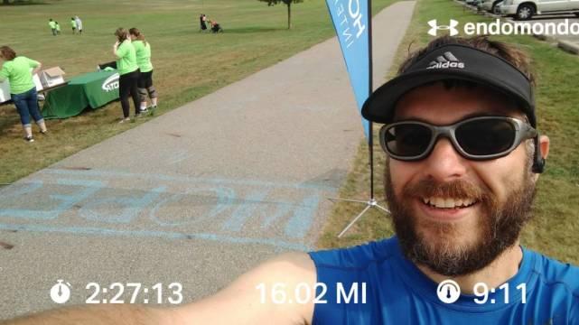 Saturday Morning, 16 Mile HWI Group Run