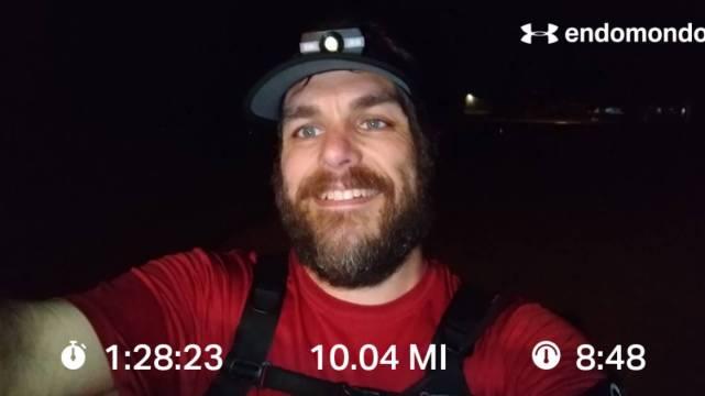 Last Run Before My Surgery