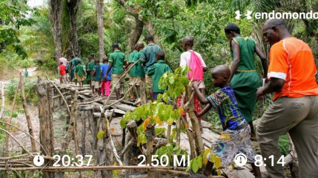 Clean Water Brings Safety To A Community