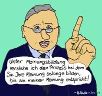 Meinungsbildung (Cartoons)