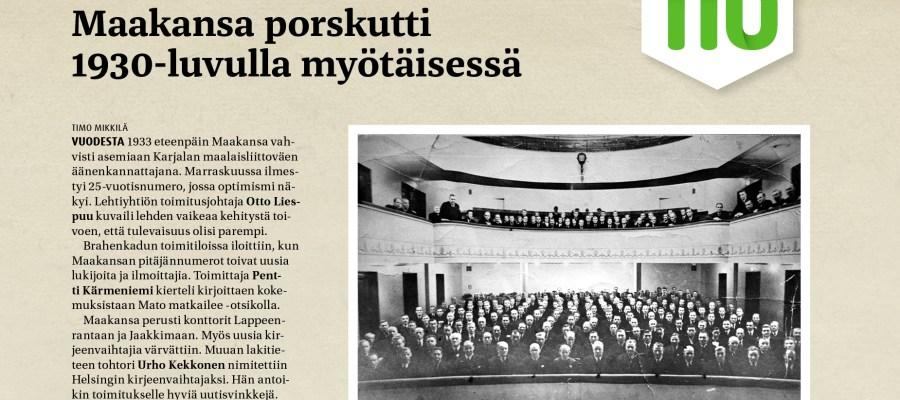Suomenmaa - Maakansa - Timo Mikkilä
