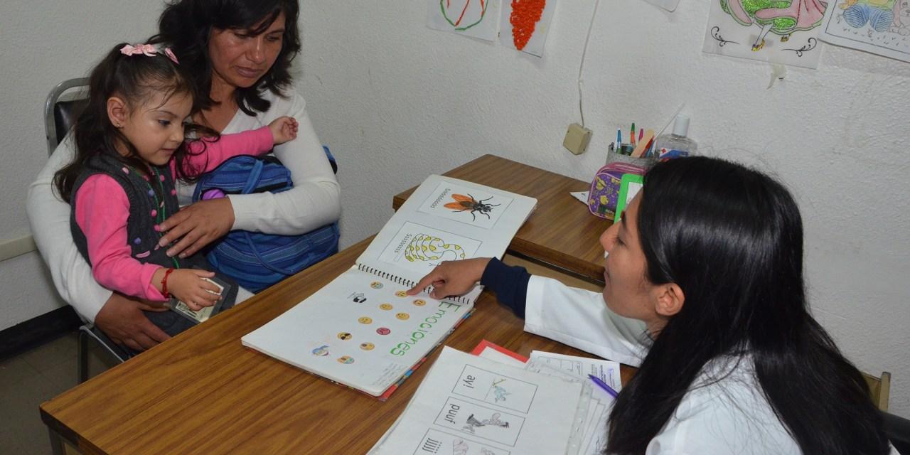 ESPECIALISTAS DEL IMSS CURAN CON EXITOSA  TERAPIA LA TARTAMUDEZ EN PACIENTES INFANTILES