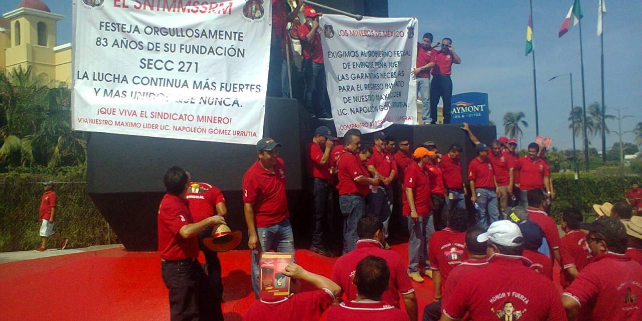 Llama Líder Nacional Minero a la unidad como una fuerza de contra ataque en LC