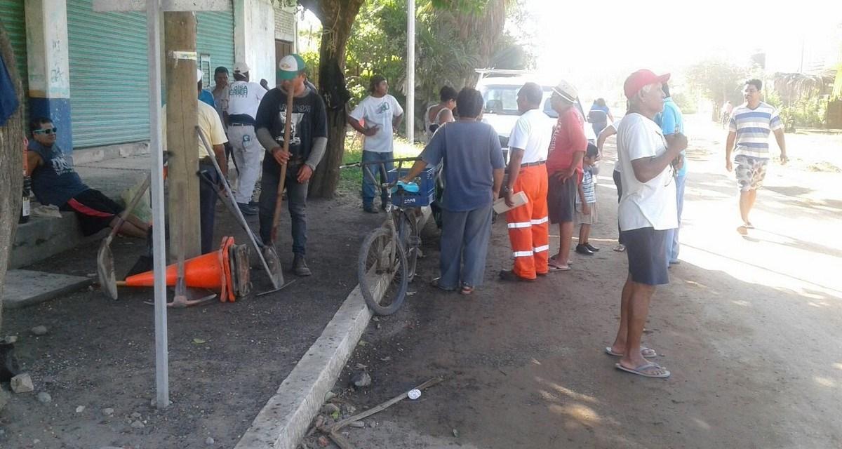 Héctor Gómez Barajas solapa a constructora Gelimar en Playa Azul