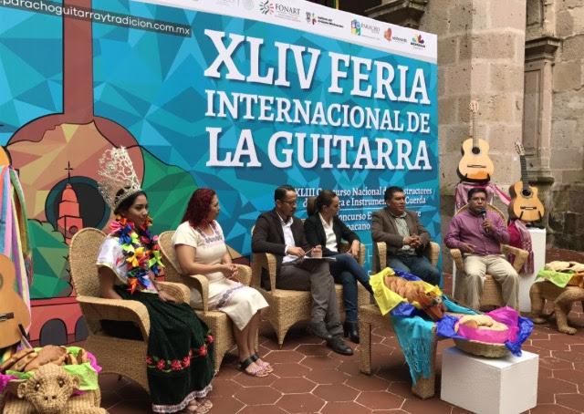 Invita Paracho a su feria y concurso artesanal