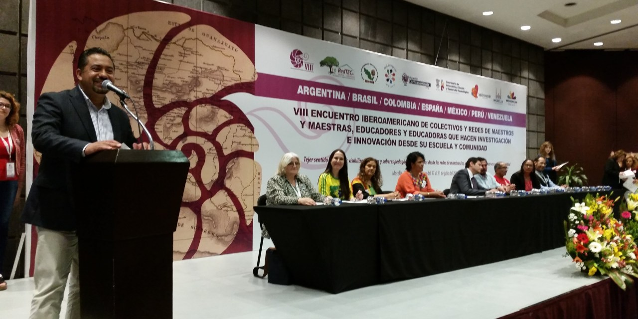 Michoacán, punto de encuentro para maestros de Iberoamérica