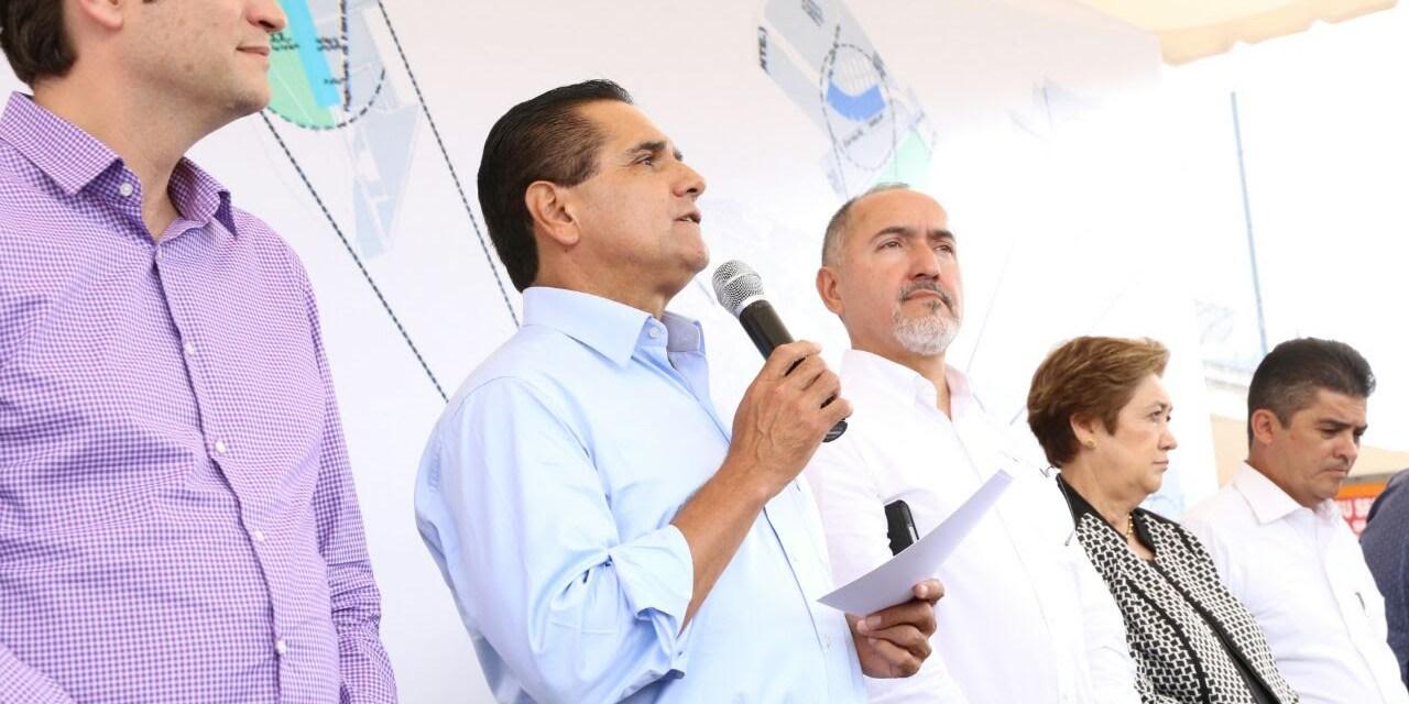 Inaugura Gobernador primera etapa de la Modernización Vial de Morelia