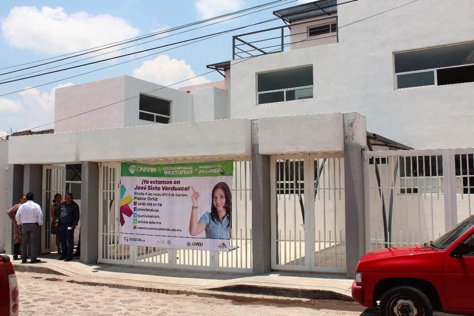 Univim inaugura UVEU en José Sixto Verduzco