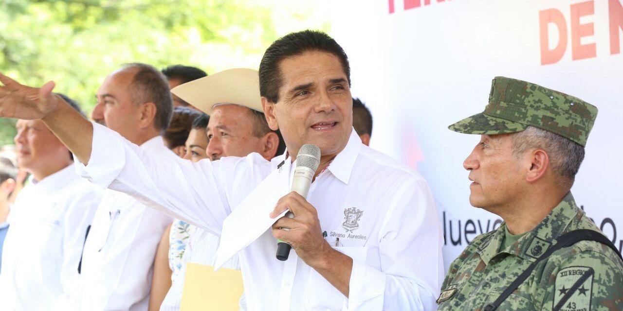 Reactiva Gobernador obra de Centro de Salud en Nuevo Urecho