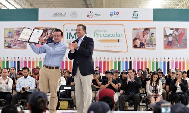 INVIERTE IMSS MÁS DE 2 MIL MILLONES DE PESOS EN GUANAJUATO PARA REFORZAR LA INFRAESTRUCTURA MÉDICA