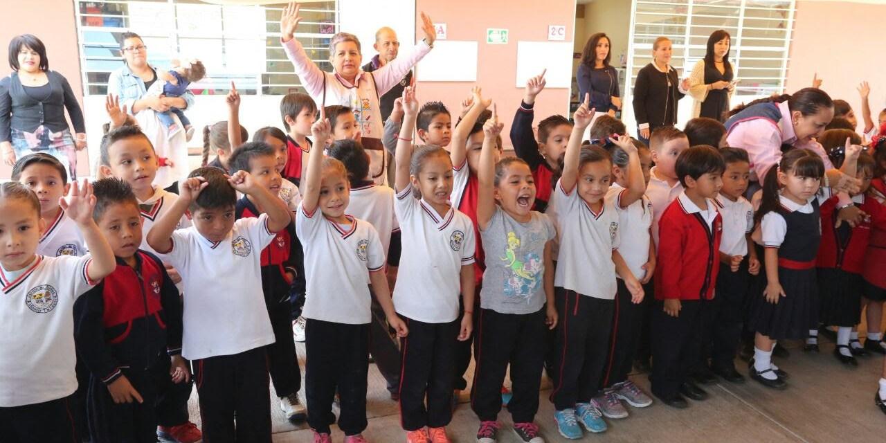 Michoacán, listo para iniciar mañana el ciclo escolar 2017-2018: SEE
