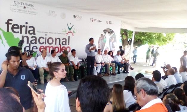 Se realizó Feria Nacional de Empleo Para Jóvenes Lázaro Cárdenas 2017