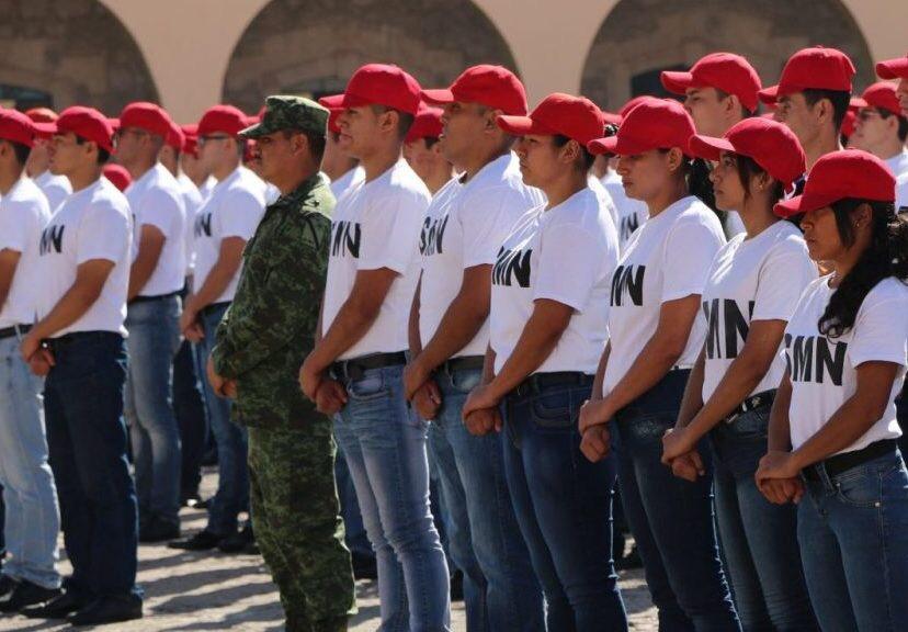 La Secretaría de la Defensa Nacional invita a los jóvenes en edad de realizar su Servicio Militar Nacional a liberar su cartilla militar nacional encuadrados en la 12/a. Compañía del Servicio Militar Nacional