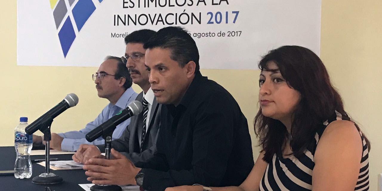 Impulsa SICDET innovación en empresas michoacanas
