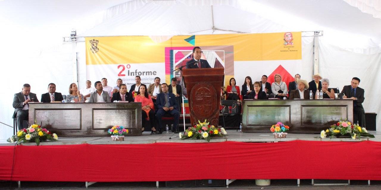 En Michoacán fomentamos la confianza de los ciudadanos en el Gobierno: Adrián López