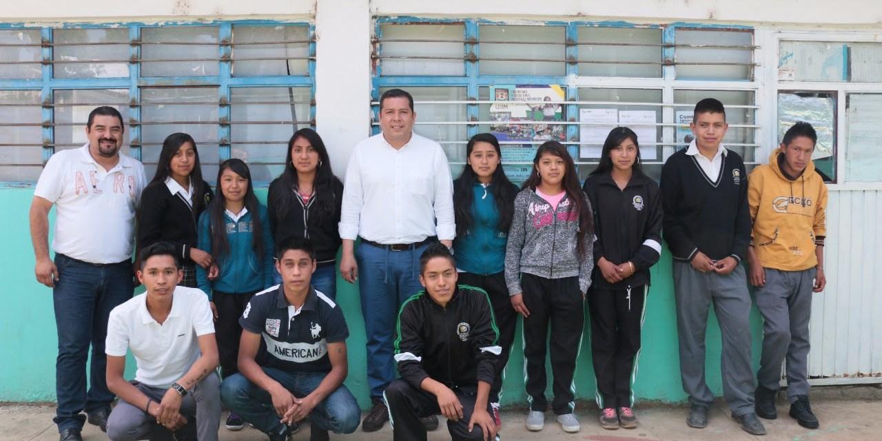 Atiende Telebachillerato a más de 4 mil alumnos en comunidades indígenas