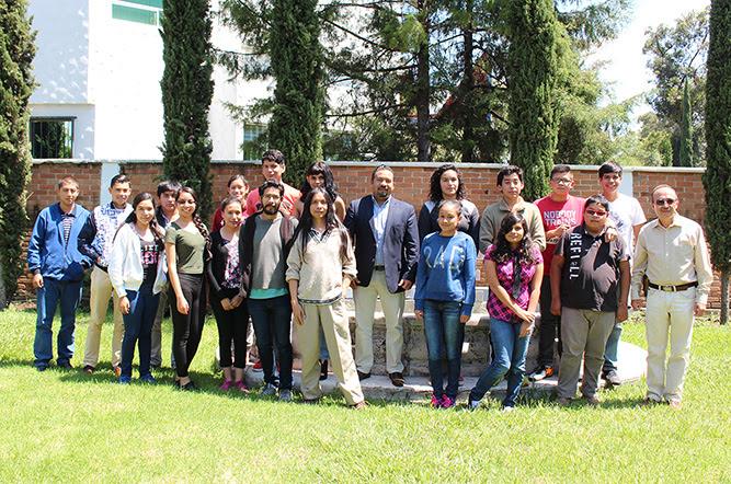 Jóvenes michoacanos se preparan rumbo a la Olimpiada Nacional de Física