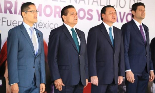 Michoacán, ejemplo de transformación a partir de la unidad: Osorio Chong