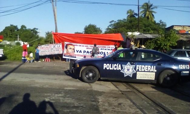 CNTE y gobierno de Michoacán establecen mesa de negociación