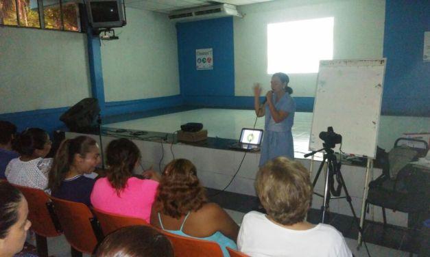 Curso Taller Neurociencia y Educación impartió PDECEM en LC