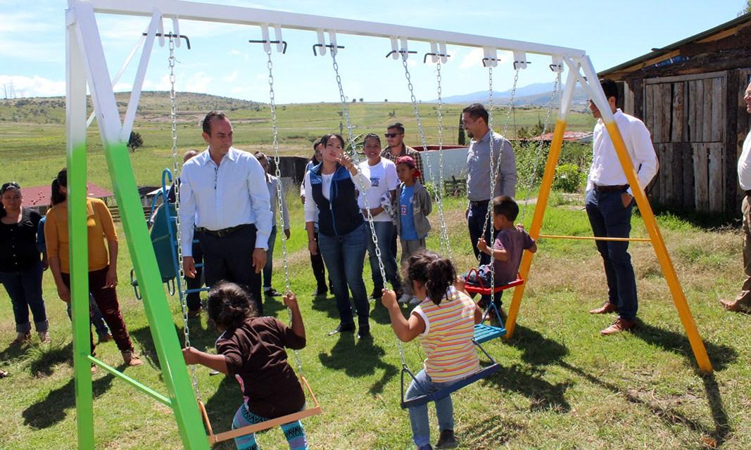 Espacios educativos dignos para la niñez, premisa del Gobierno del Estado