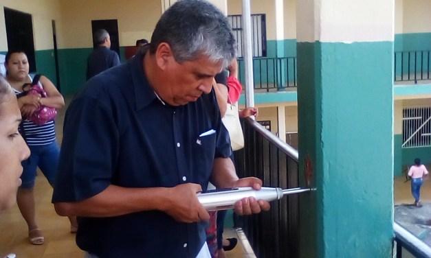 Supervisa IIFEEM nuevamente en LC la Melchor Ocampo y un jardín de niños