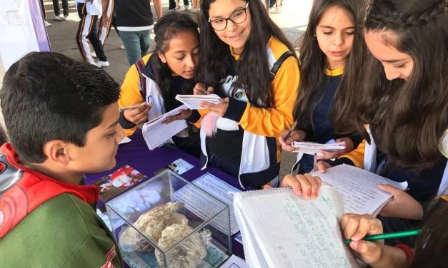 Inicia la temporada 2017-2017 de la Caravana de la Ciencia: SICDET